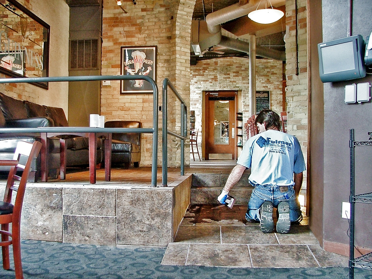 Fulmer tile installer floors walls tile installation contractor dailygadgetfo Choice Image