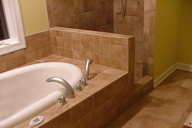 Bathroom Tile Photos | Fulmer Tile Contractor | Bathroom Tile Installer